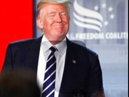 Trump to Evangelicals: 'We're Under Siege,' Will Be Stronger