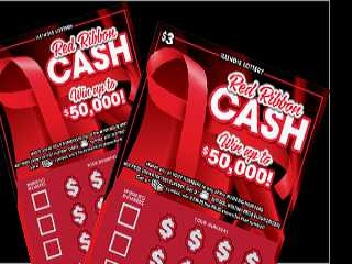 Illinois Raises Money for ASOs With 'Red Ribbon Cash' Lottery Tickets