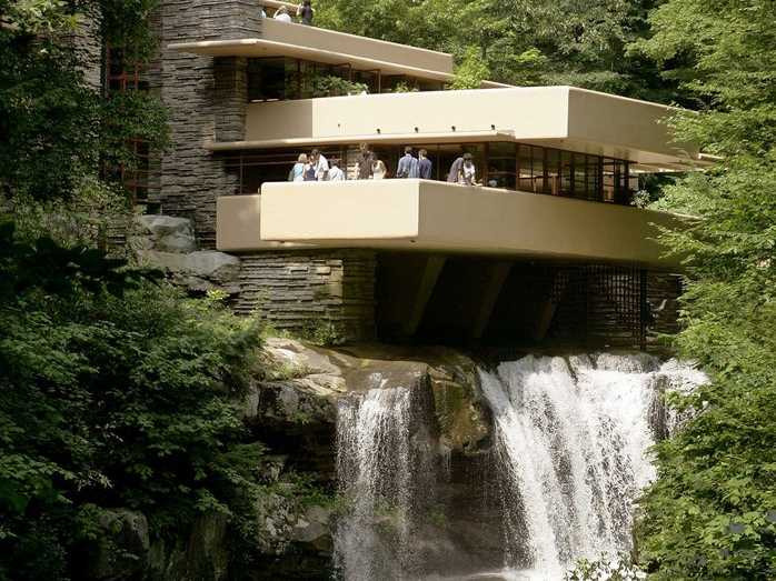 Celebrating Frank Lloyd Wright