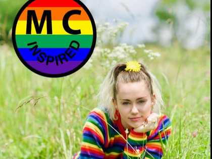 Listen: Miley Cyrus Debuts New Single 'Inspired' in Time for Pride