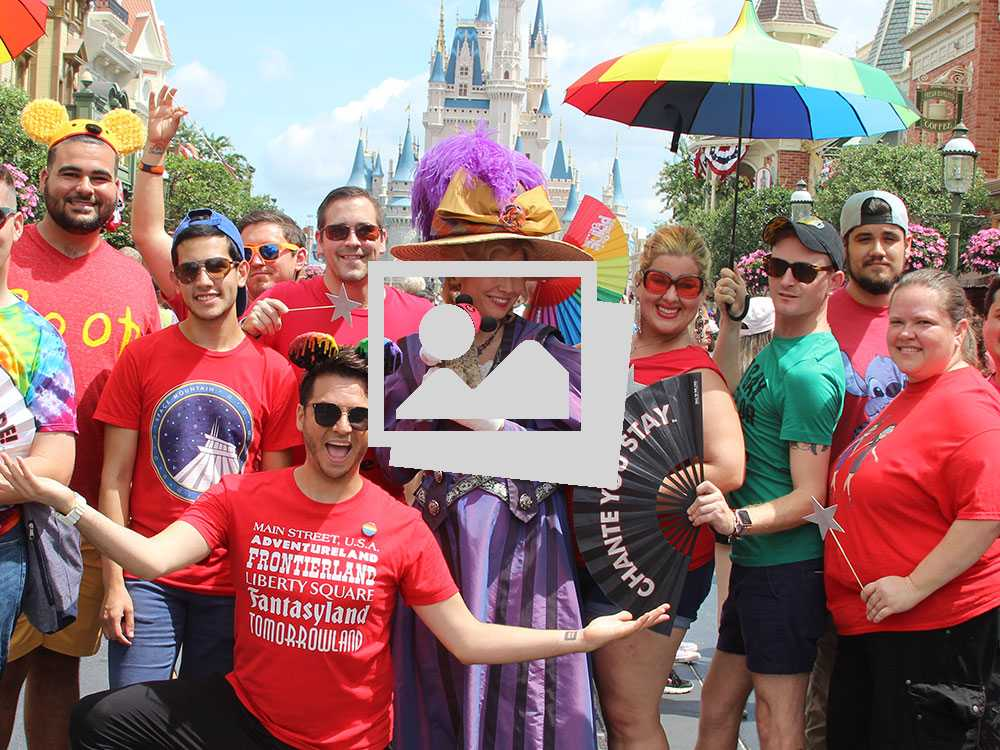 Gay Days 2017 @ The Magic Kingdom