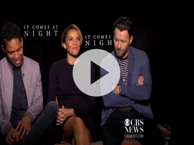'It Comes At Night' Stars on the Apocalypse