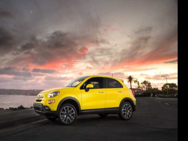 Fiat 500X - Gayest Car on the Road?