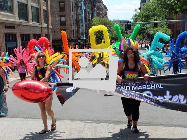 Boston Pride 2017: Parade and Festival :: June 10, 2017
