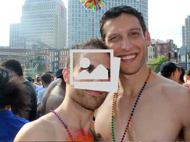Boston Pride 2017:  Chandler Street Block Party