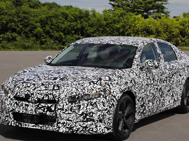 Honda to Roll Out All-New Accord with No V6 Option