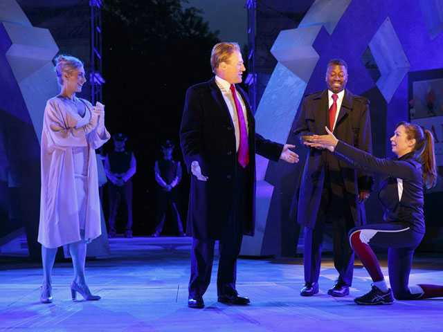Et Tu, Sponsors? Companies Cut Funds to Public Theater over 'Trump' Killing in 'Julius Caesar'