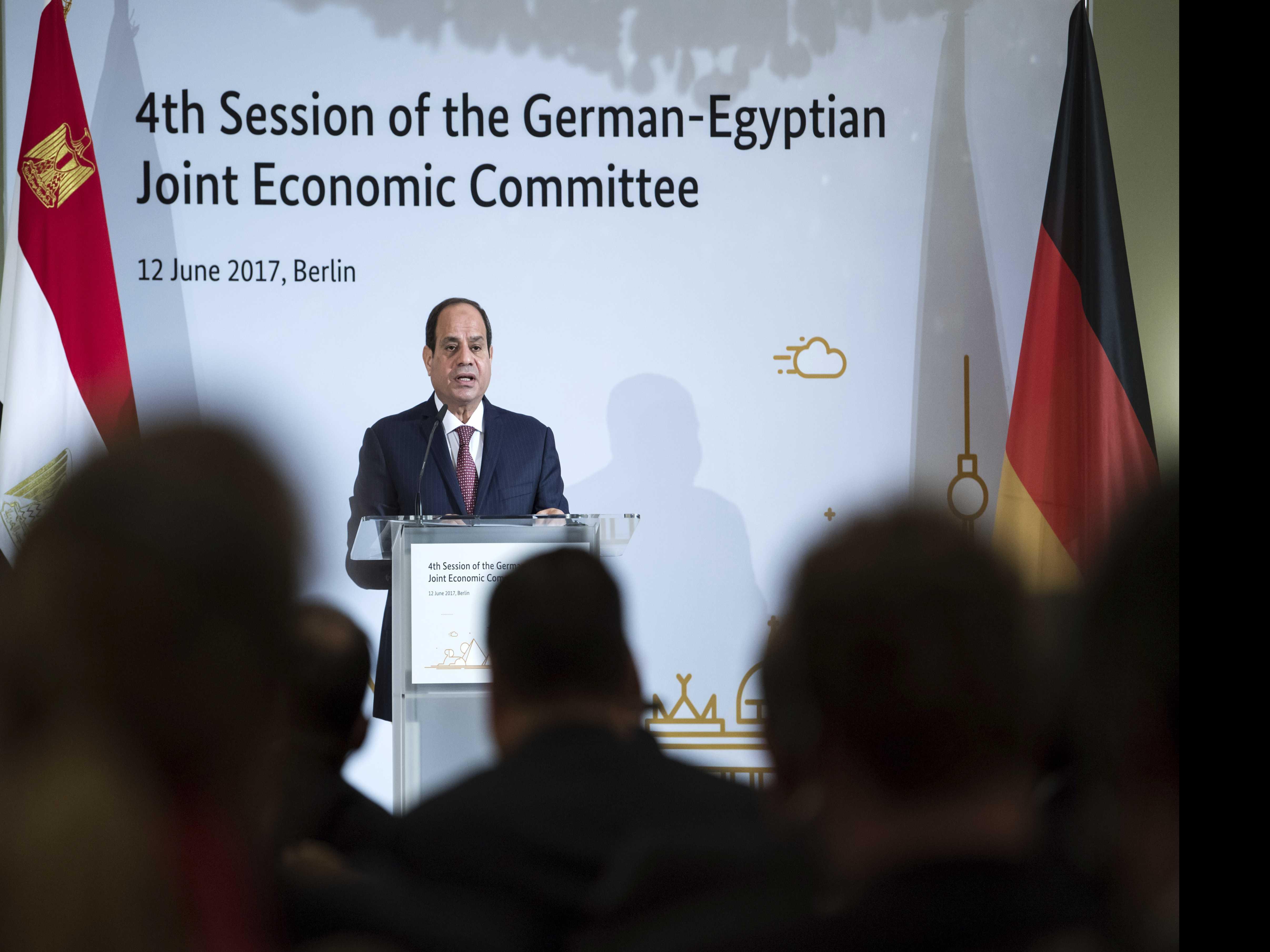 Germany's Merkel Hosts African Leaders Ahead of G20 Summit