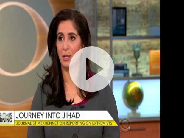Journalist Souad Mekhennet's New Book Goes Behind the Lines of Jihad