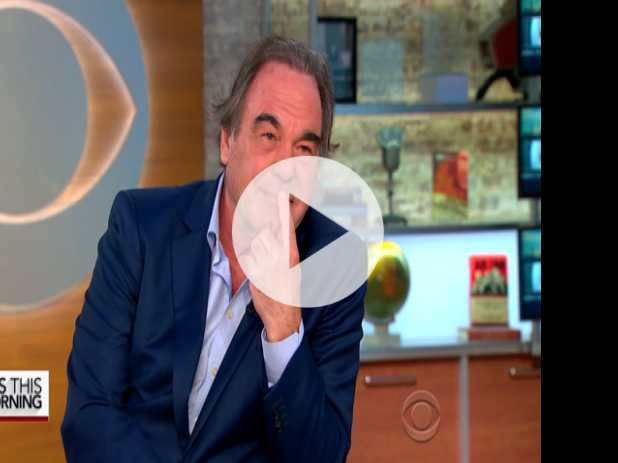 Oliver Stone on New Documentary, 'The Putin Interviews'