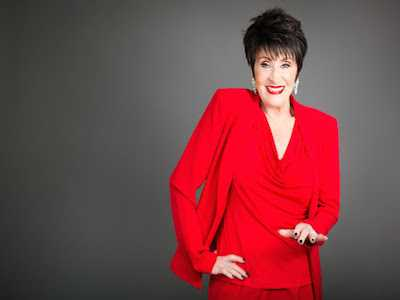 Chita Rivera Receives Woman of Valor Award from Victory Theatre