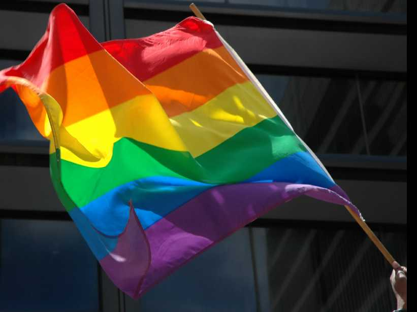 Police: Gay Pride Flag Burned Outside Boise Home