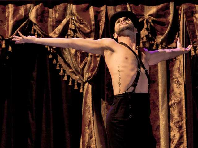 Talking with Shaping Sound's Nick Lazzarini: Dance is in his DNA