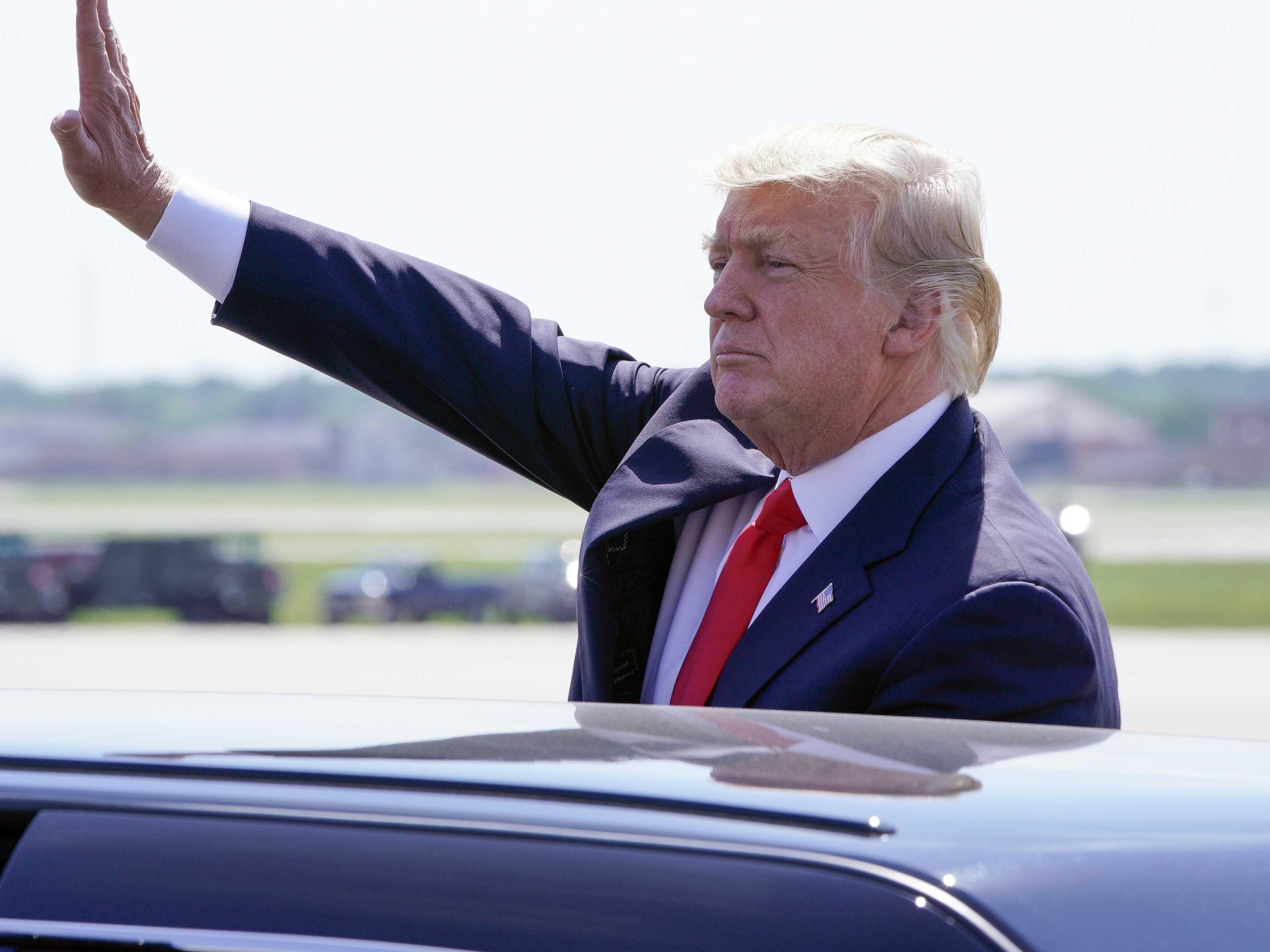 AP FACT CHECK: Ethics Checks Move Along Despite Trump Beefs