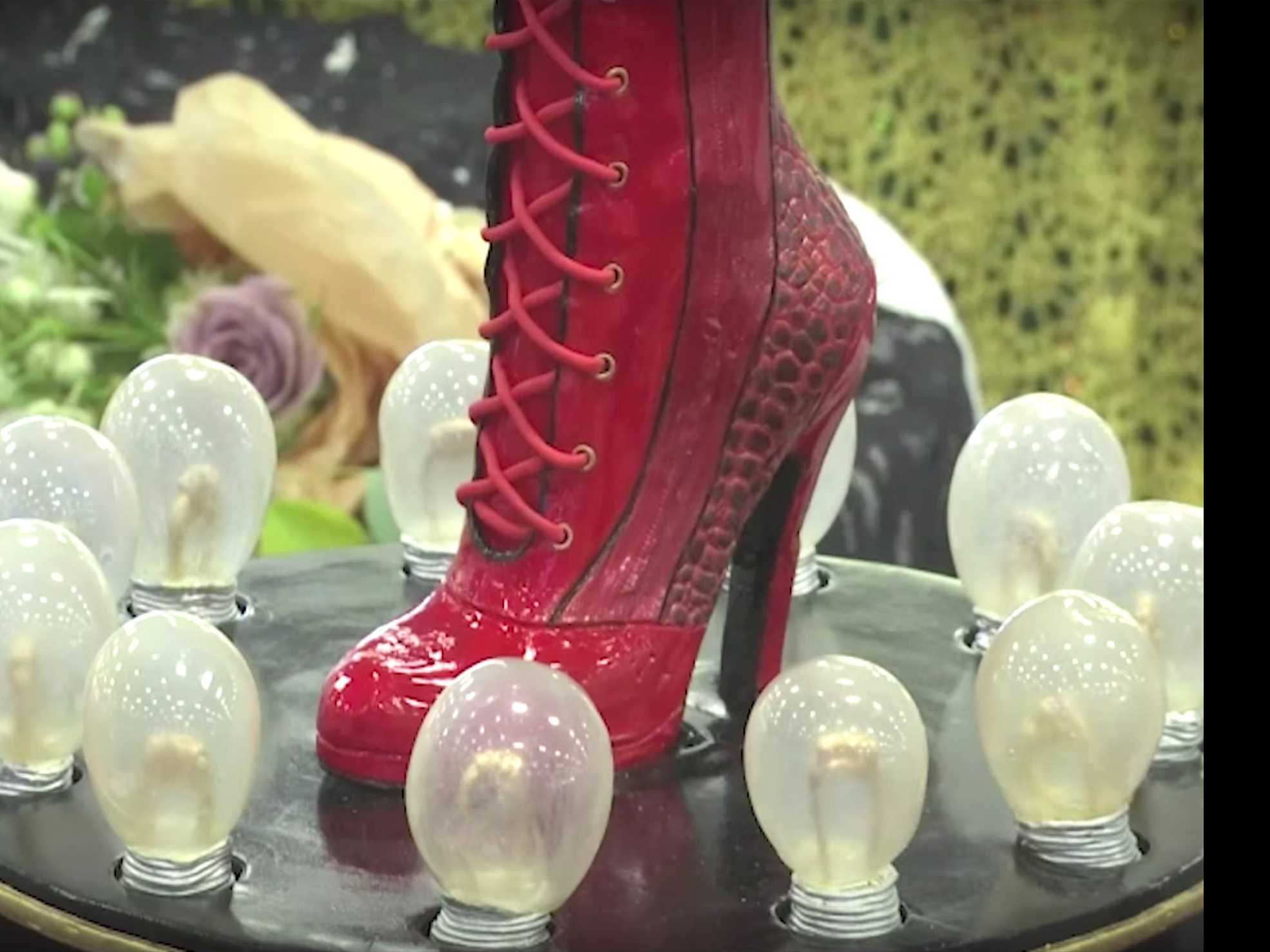 'Kinky Boots' Cake Wins Best in Show at NY Cake Show