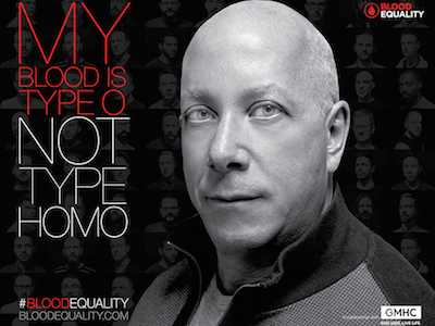 On World Blood Donor Day, GMHC and Blood Equality Fight to End Discriminatory Blood Ban