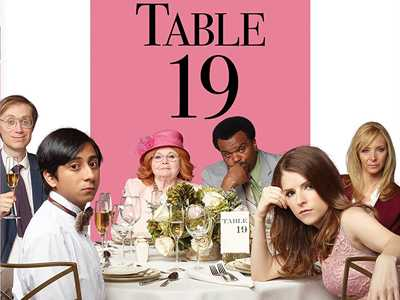Review :: Table 19