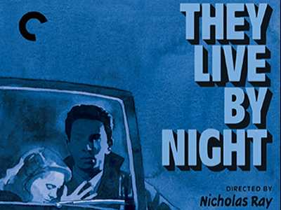 Review :: They Live By Night