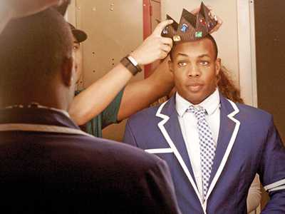 Behind The Curtain: Todrick Hall (Frameline)