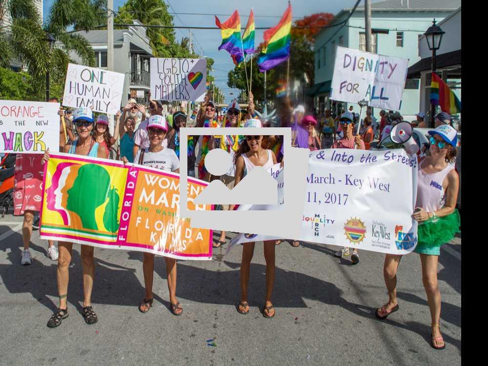 Key West Pride Parade 2017  :: June 11, 2017