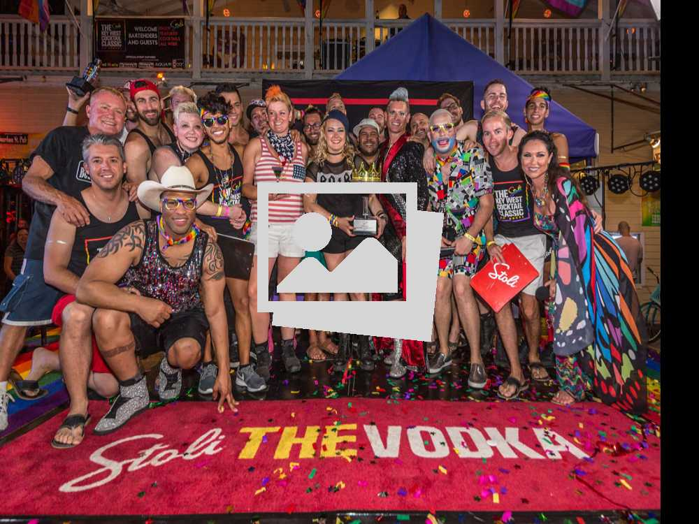 Stoli Key West Cocktail Classic Finale @ Duval Street Stage :: June 10, 2017