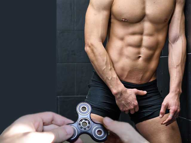 Watch: NSFW Video of Fidget Spinner on Erect Penis Goes Viral