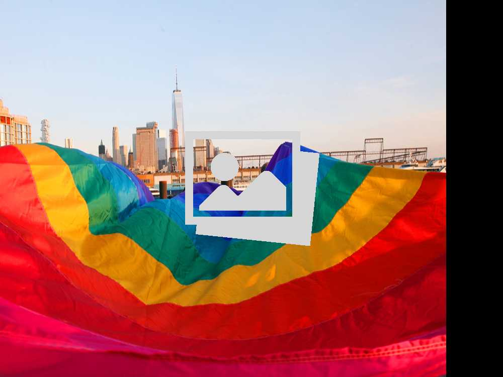 NYC Holds Rally and March Honoring Gilbert Baker :: June 14, 2017