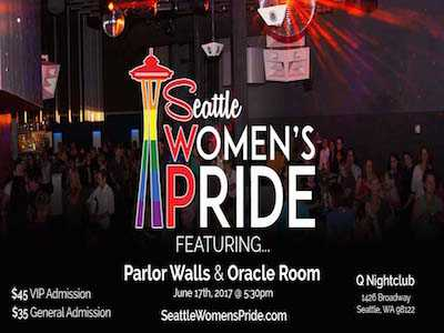 Seattle Women's Pride Says 'Our Community Will Not Be Bullied'