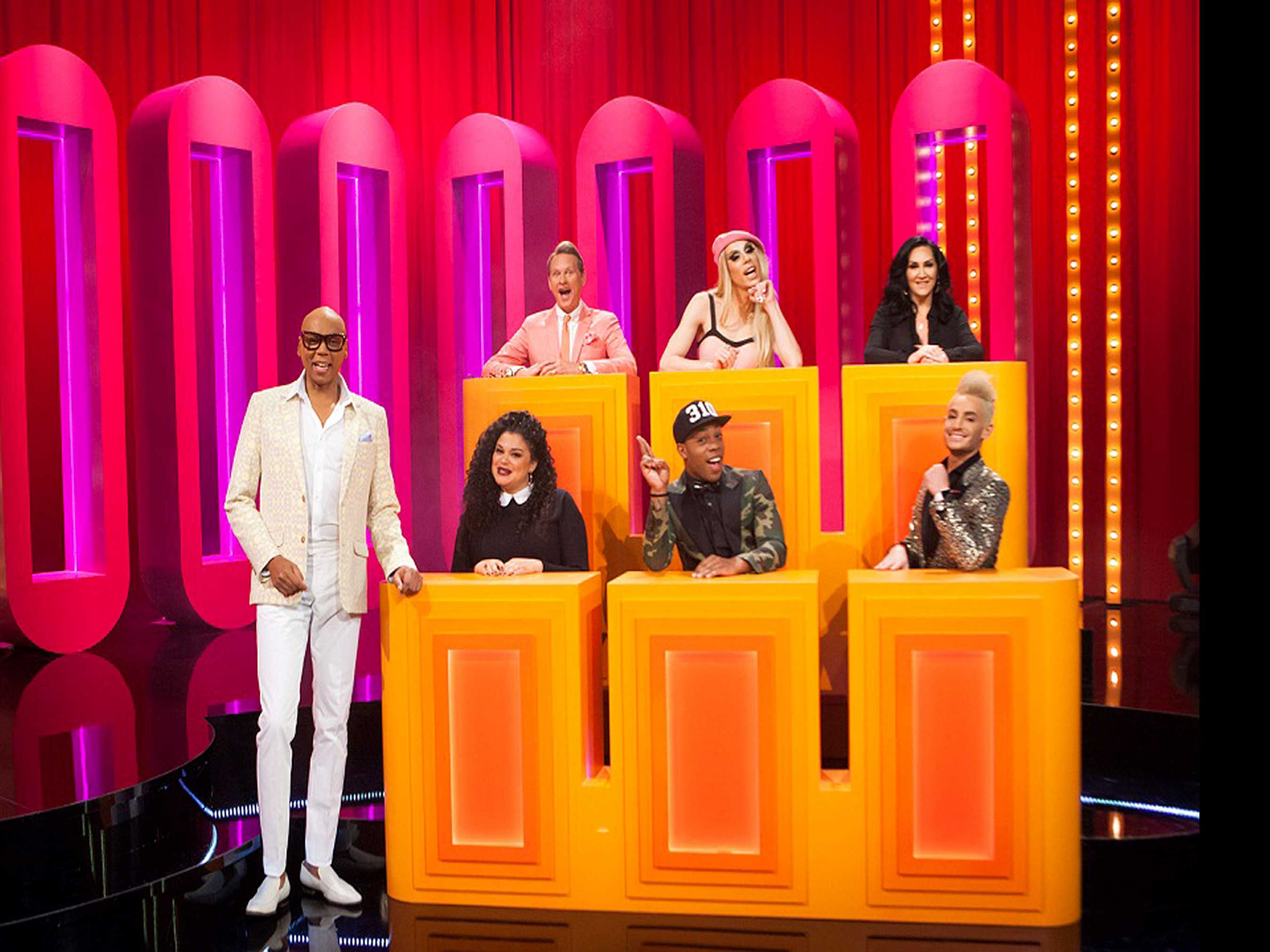Logo's 'Gay for Play' Gameshow with RuPaul Returns June 29