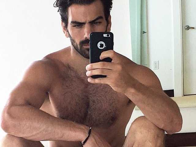 Watch: Model Nyle DiMarco Covers Paper Mag's Pride Issue, Jumps on Trampoline