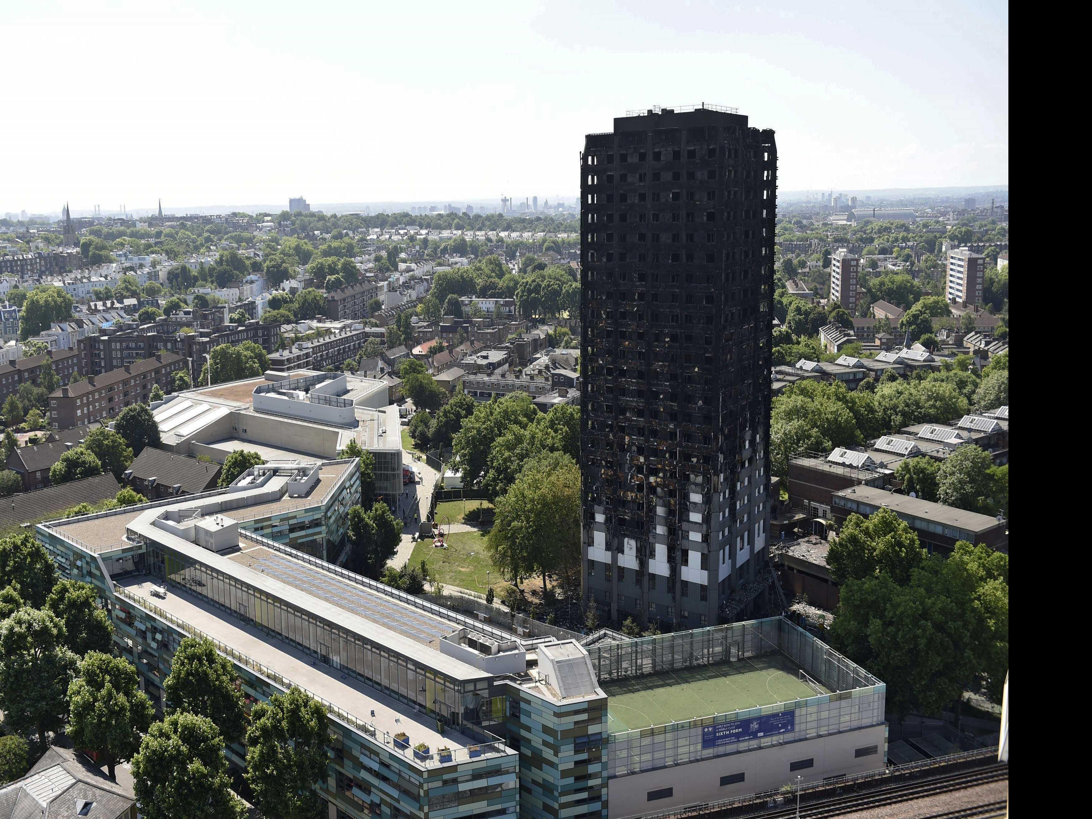 UK Police: 58 Confirmed or Presumed Dead After London Blaze