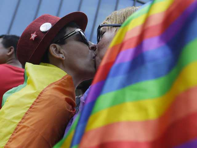 Hundreds of Thousands for Brazil Gay Parade, World's Biggest