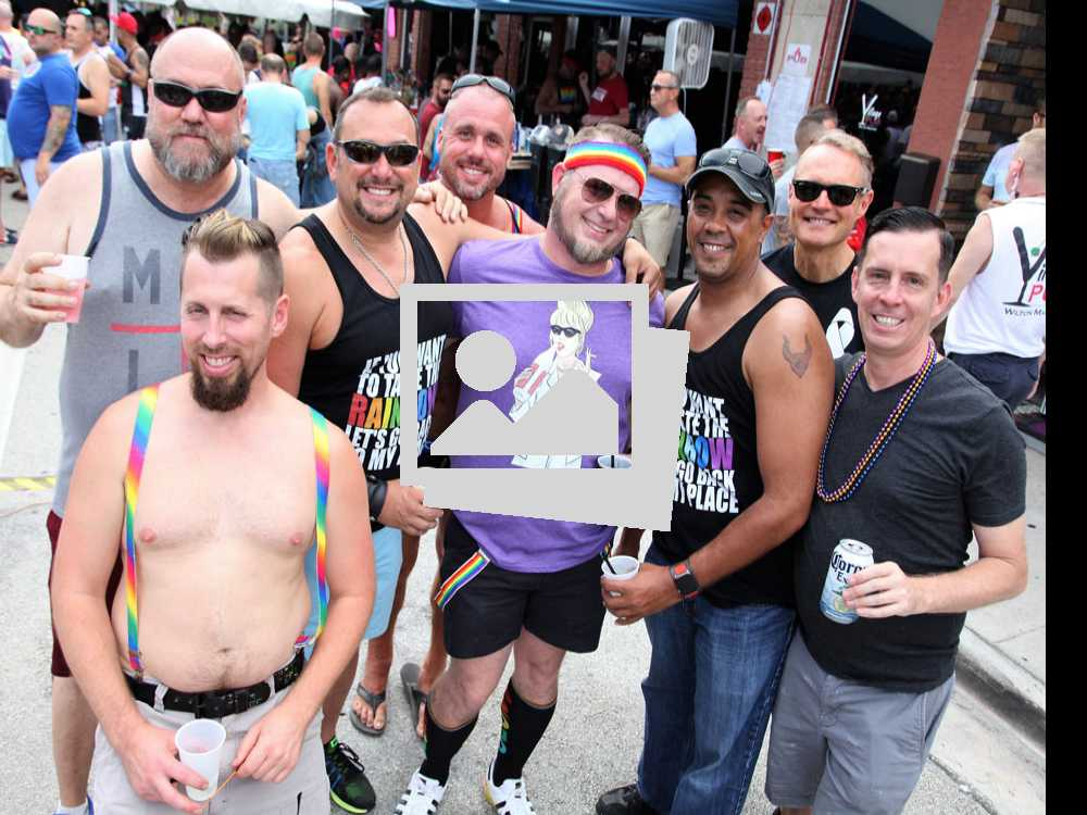 Stonewall Pride In Wilton Manors Part One  :: June 17, 2017