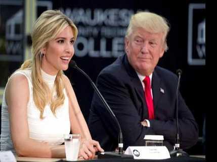 Liberal Groups Focus on Ivanka Trump