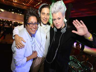 Henrietta Hudson and Girl Pride NYC Hosts Siren Pride Party