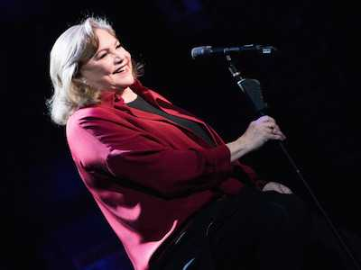 Kathleen Turner Participates in All-Star Benefit Reading of 'Hollywood Nurses'