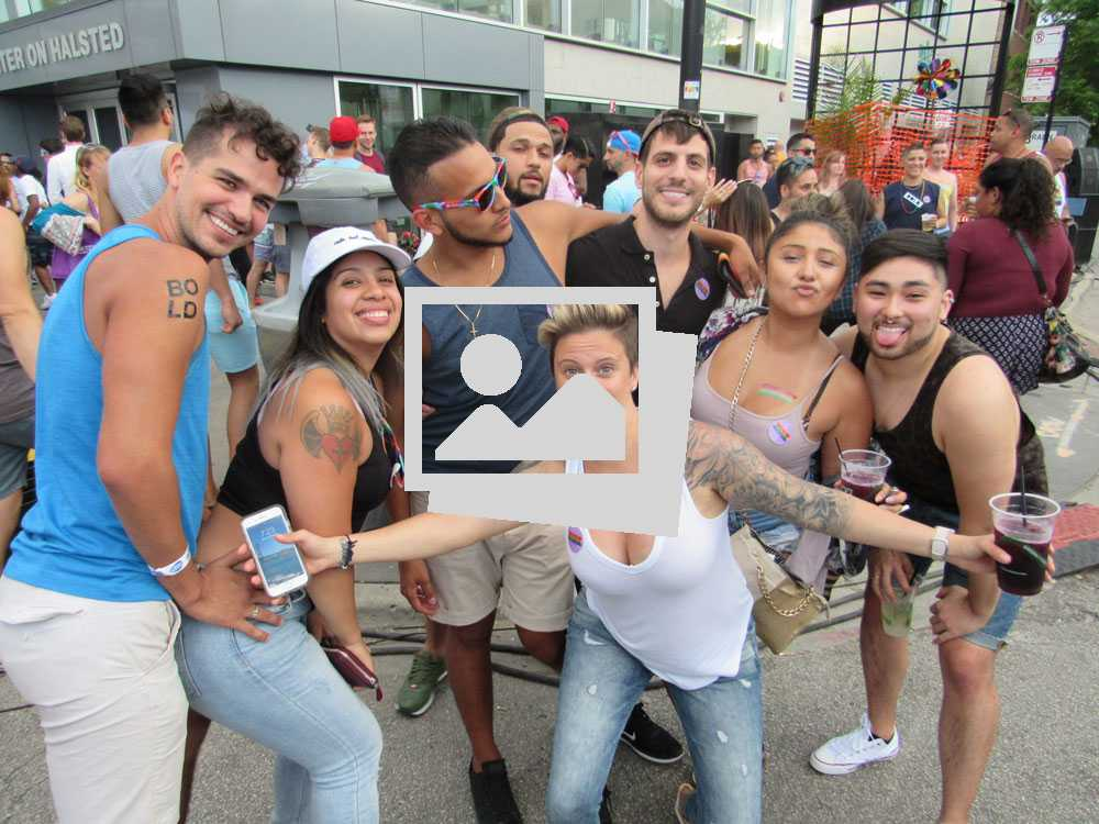 Chicago Pride Fest :: June 18, 2017