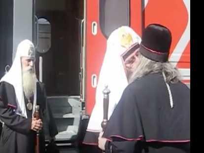 Russian Orthodox Church Leader Thinks Shaving is So Gay