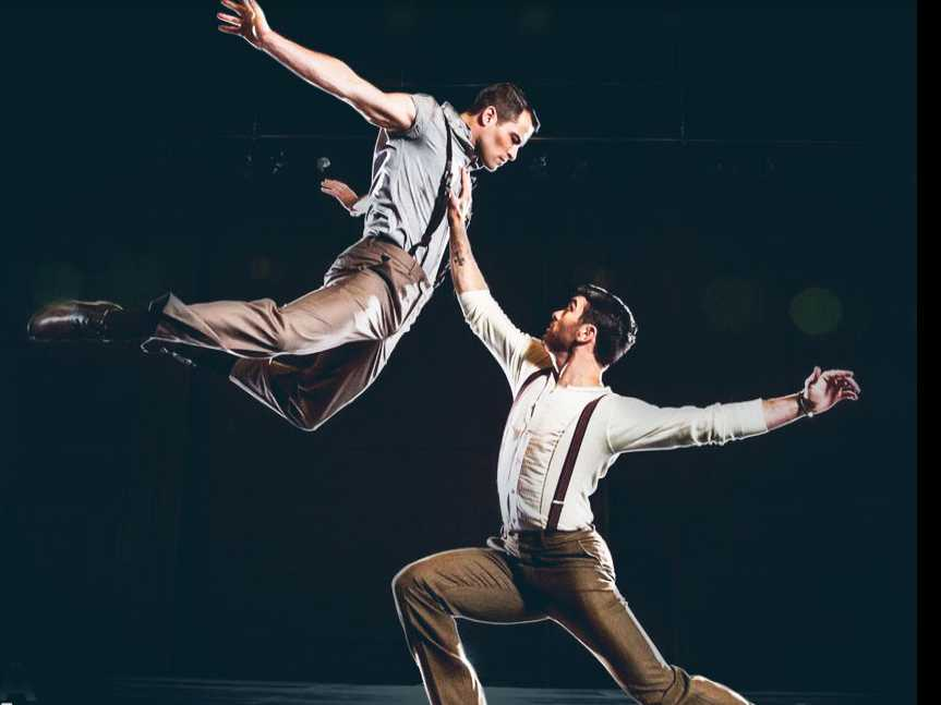 Travis Wall's 'Shaping Sound: After the Curtain'