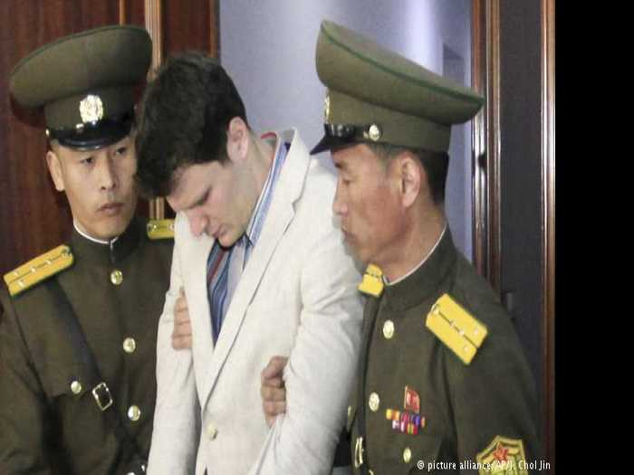 US Student Detained by North Korea Dies at 22