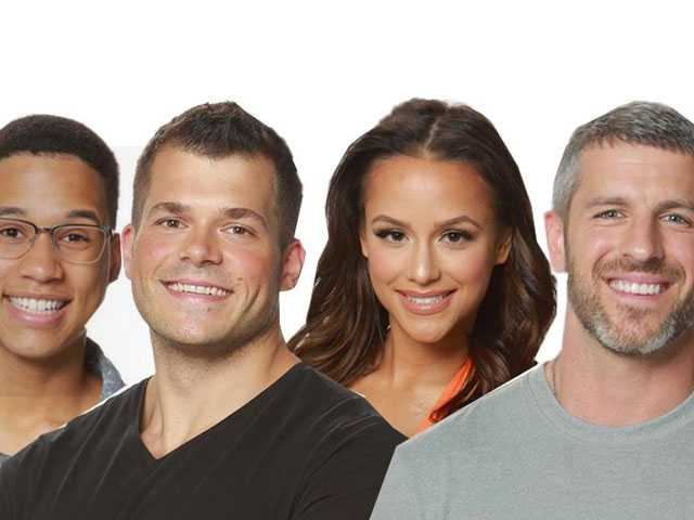 Get a Look at the 'Big Brother 19' Cast