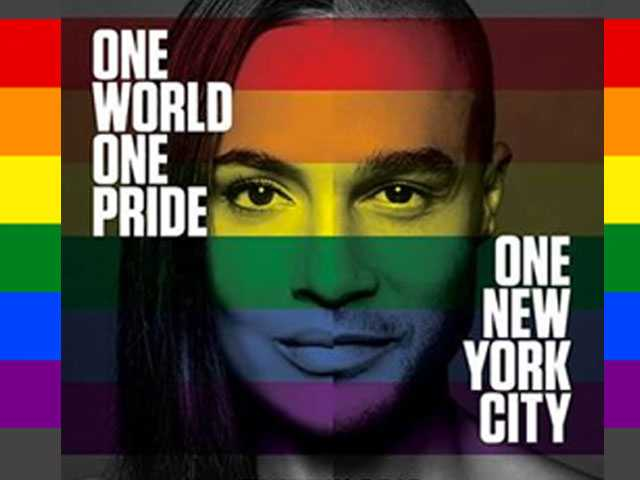 NYC Announces Countdown to WorldPride 2019