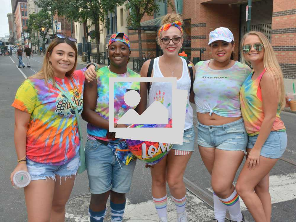 Philly Pride Kick Off & Pride Night  Parties :: June 16, 2017