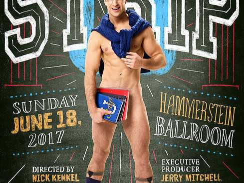 Watch:: 'Broadway Bares Strip U' Gets an A+, Raises Over $1.5M