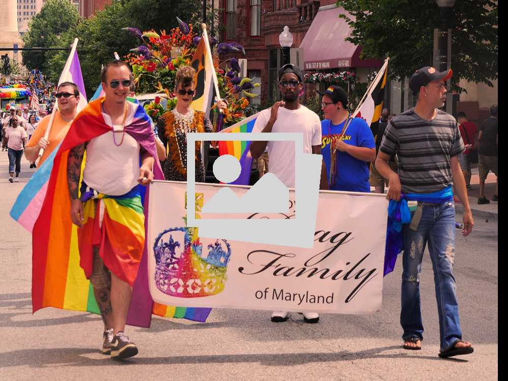 Baltimore Pride Parade 2017 :: June 17, 2017