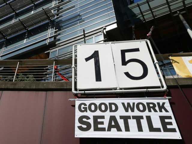 Study: Seattle Minimum Wage Hasn't Cut Jobs