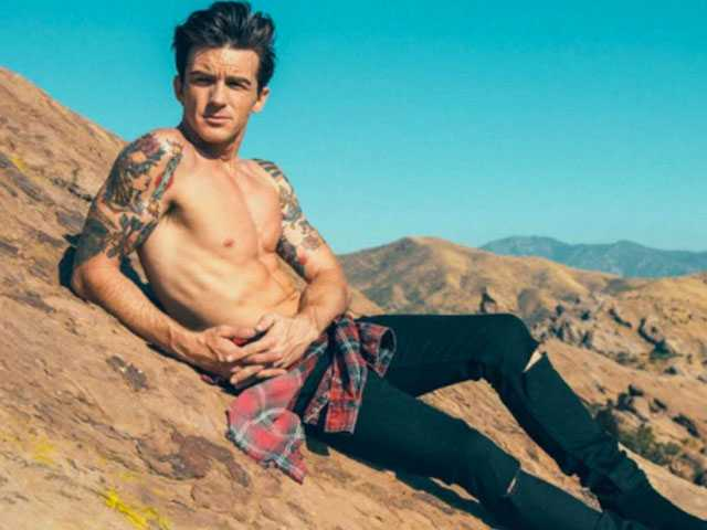 PopUps: Actor Drake Bell Shows Off Bod for Flaunt Magazine