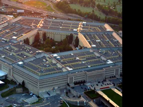 Hate Group VP Calls Out Defense Department Over Pentagon Pride Event