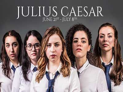 Pocket Universe Stages All-Female Rendition of 'Julius Caesar'
