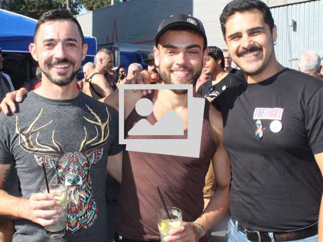 Tom of Finland's Annual Tom's Bar Parking Lot Party @ Faultline Bar :: June 18, 2017